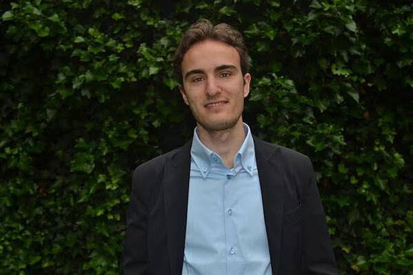 Alessio Iadicicco - Cofounder of MakersValley which connects fashion designers to Italian clothes manufacturers