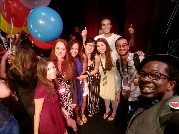 How does your startup celebrate a successful accelerator pitch? | MakersValley Blog