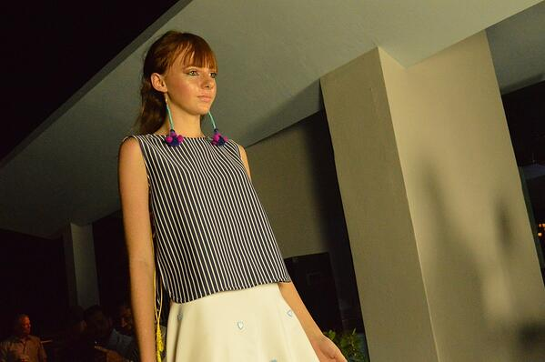 Amalfi Love impressed fashion show guests. | MakersValley Blog