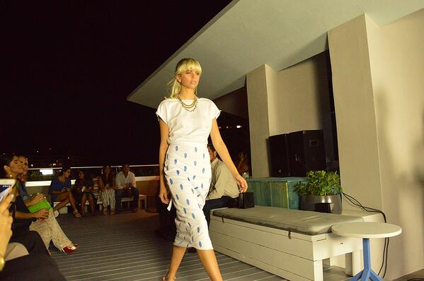 Amalfi Love ready to wear fashions impressed on the Puerto Rican runway. | MakersValley Blog