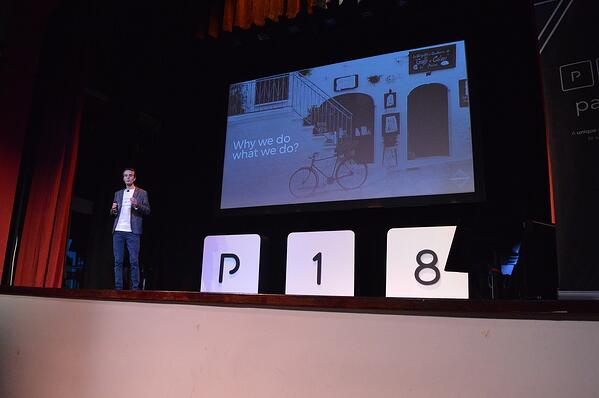 See MakersValley founder and CEO, Alessio Iadicicco, present at Parallel18 Demo Day, in Puerto Rico. | MakersValley Blog