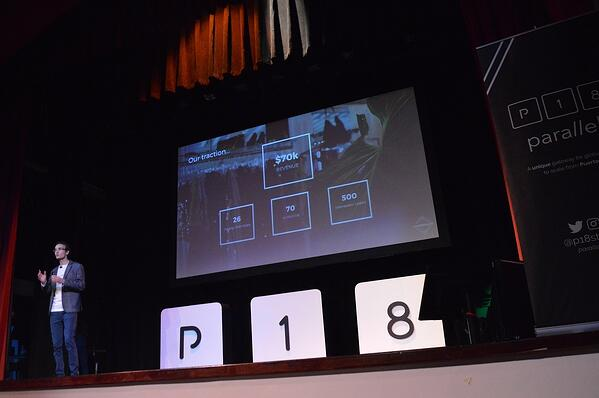 Learn about the start up community in Puerto Rico by reading about our experience at Parallel18 Demo Day. | MakersValley Blog