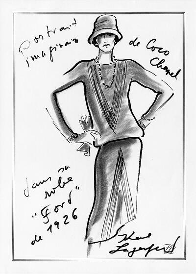 Coco Chanel made the little black dress a classic piece of womens clothing. | MakersValley Blog