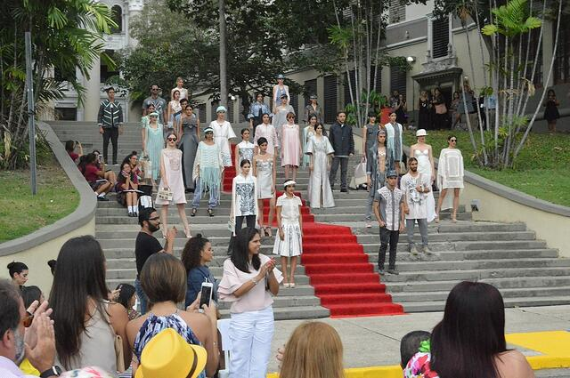Day 3 of the San Juan Moda fashion show, in Puerto Rico | MakersValley Blog