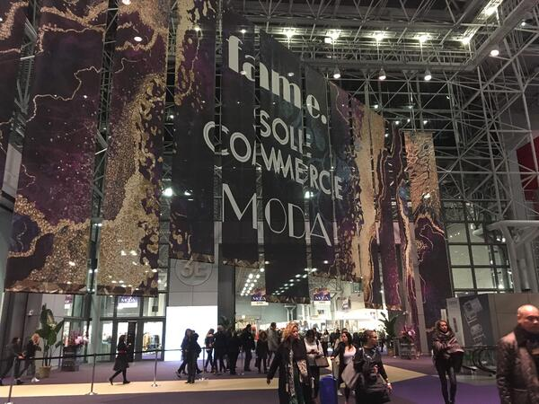 2020 Coterie Show Welcome Banner