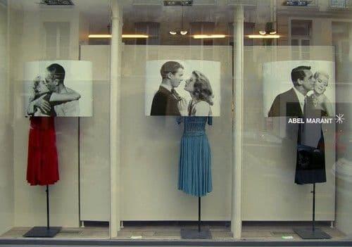 Isabel Marant Window Display