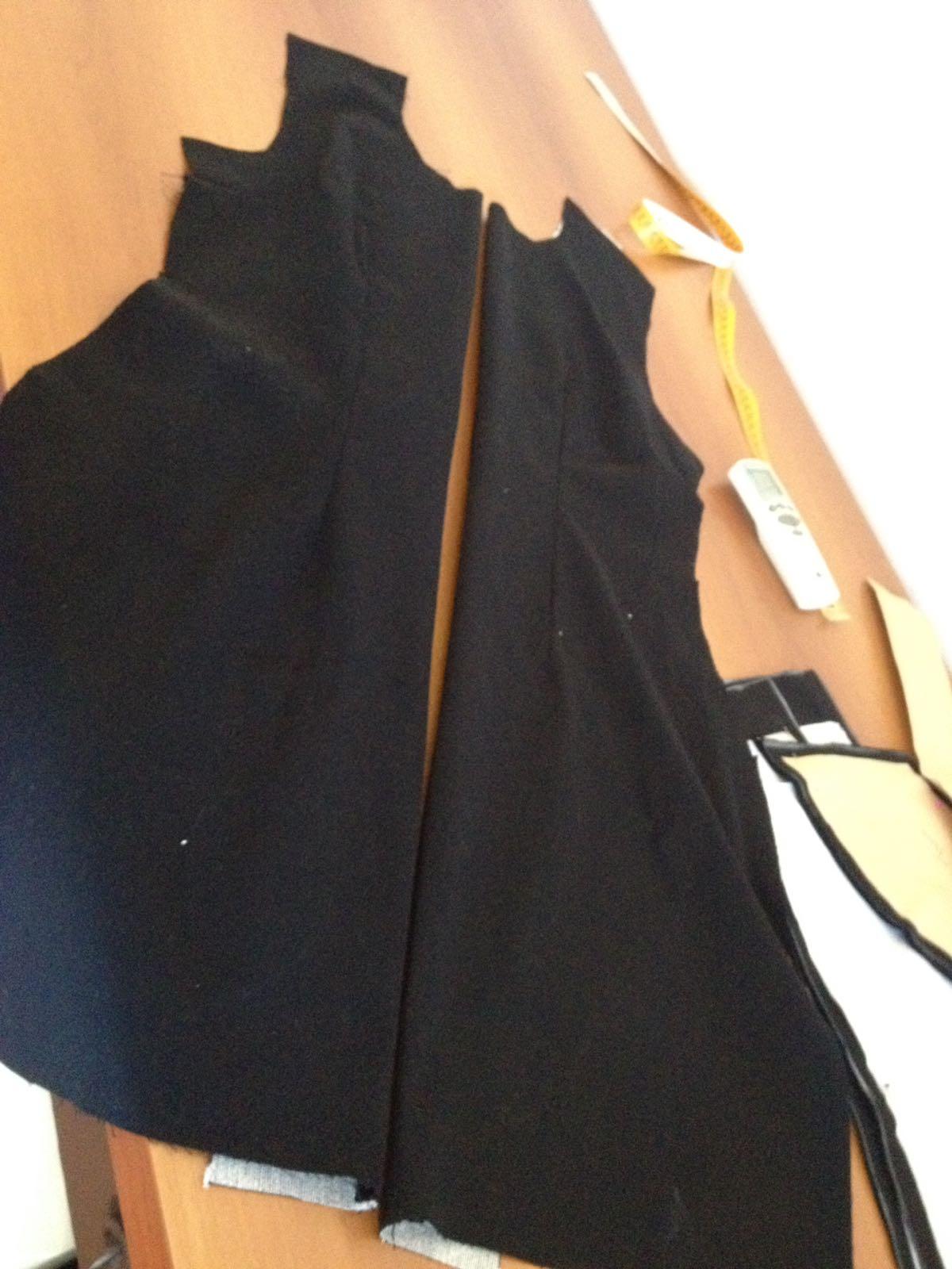 Novice Designer Jacket