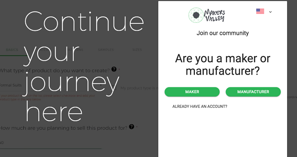 Join MakersValley to manufacture your private clothing label. | MakersValley Blog