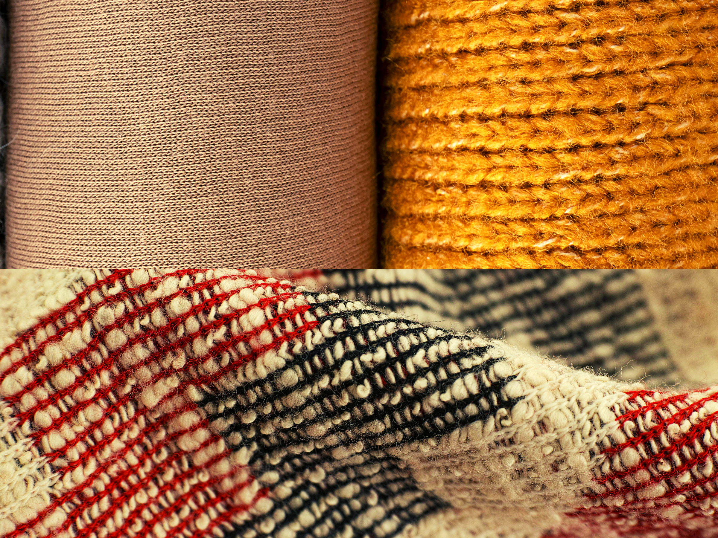 Woven and Knits Fabric