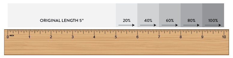 Pay attention to how much stretch fabrics have when you are designing clothing. | MakersValley Blog