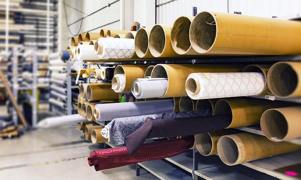 Fabric Supplier Material Rolls