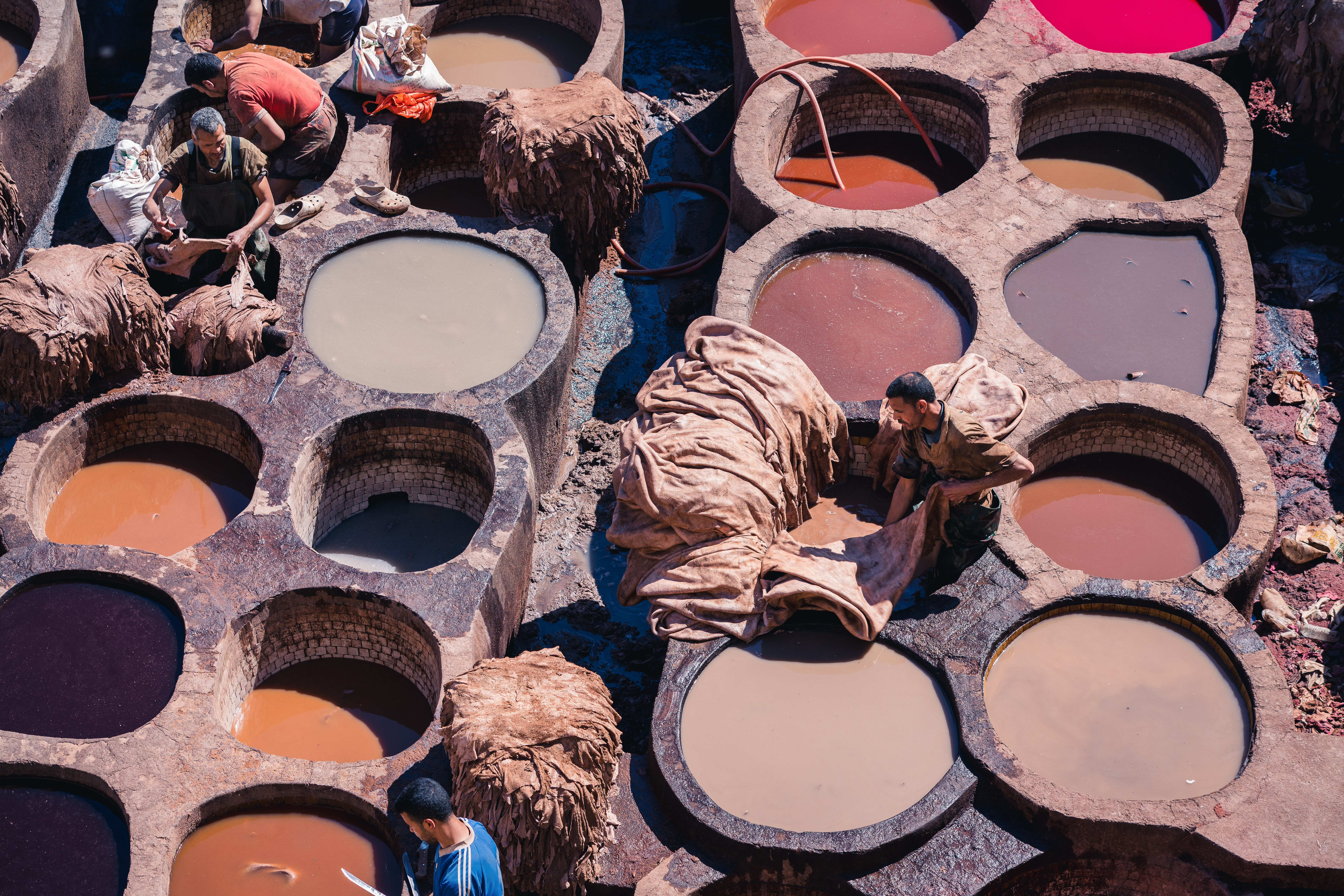MakersValley | toxic chemicals | chromium tanning | leather tanneries