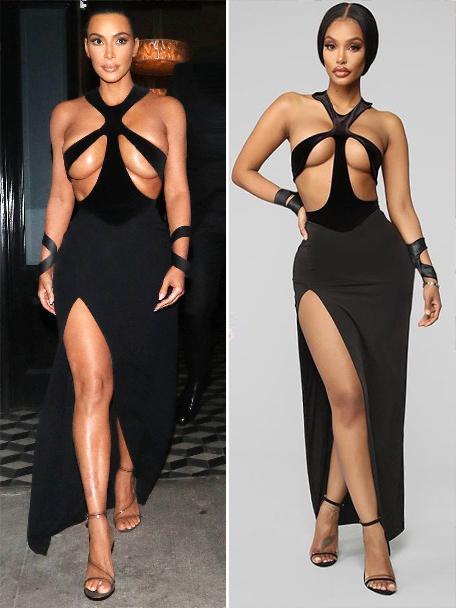 Kim Kardashian sues fast fashion company