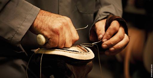 scarpa artigianale