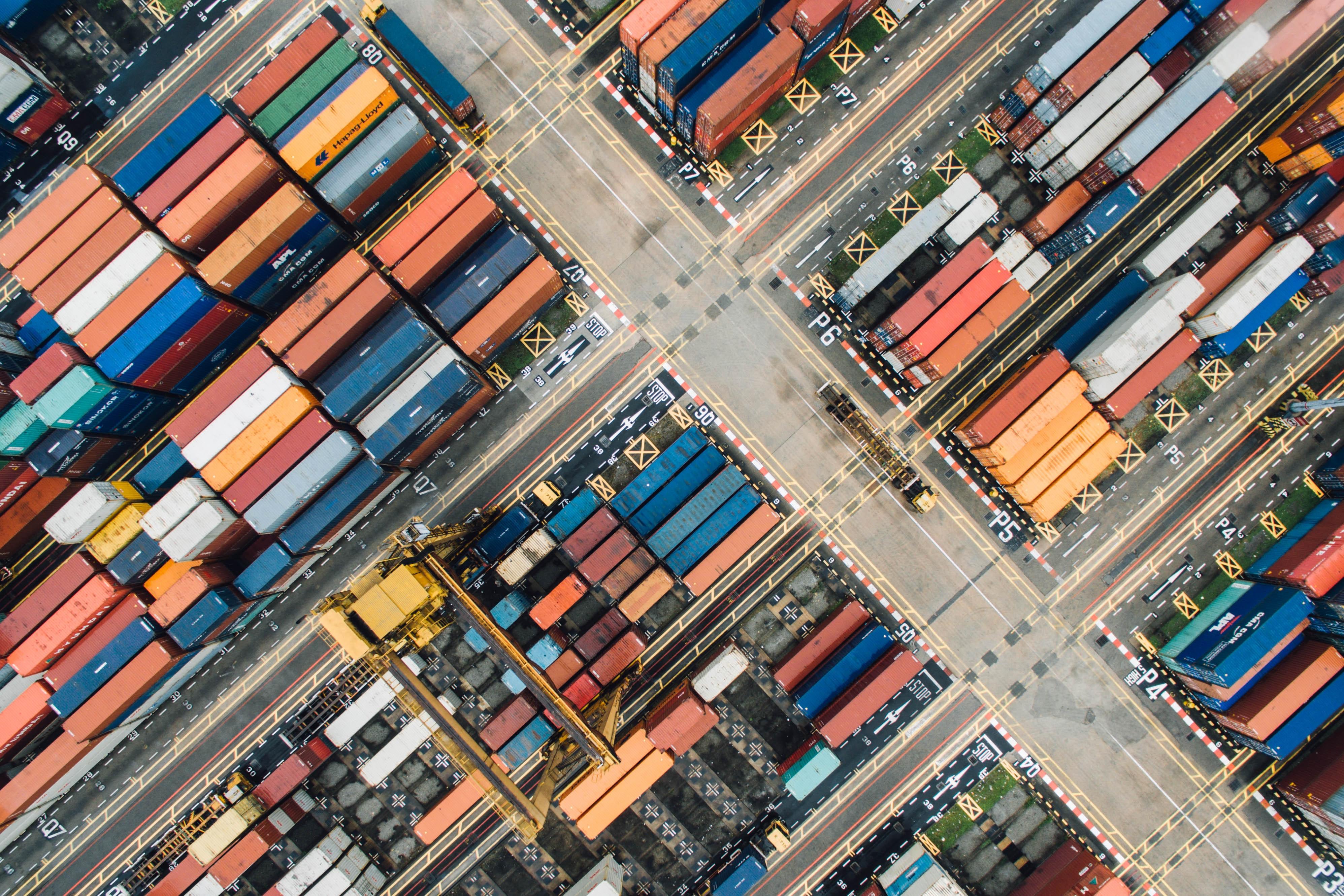Supply-Chain-Logistics