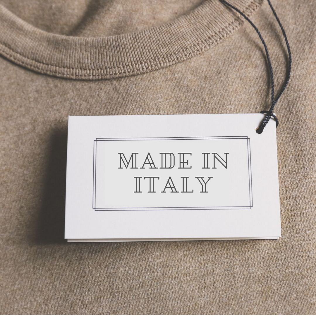 Italian made clothing