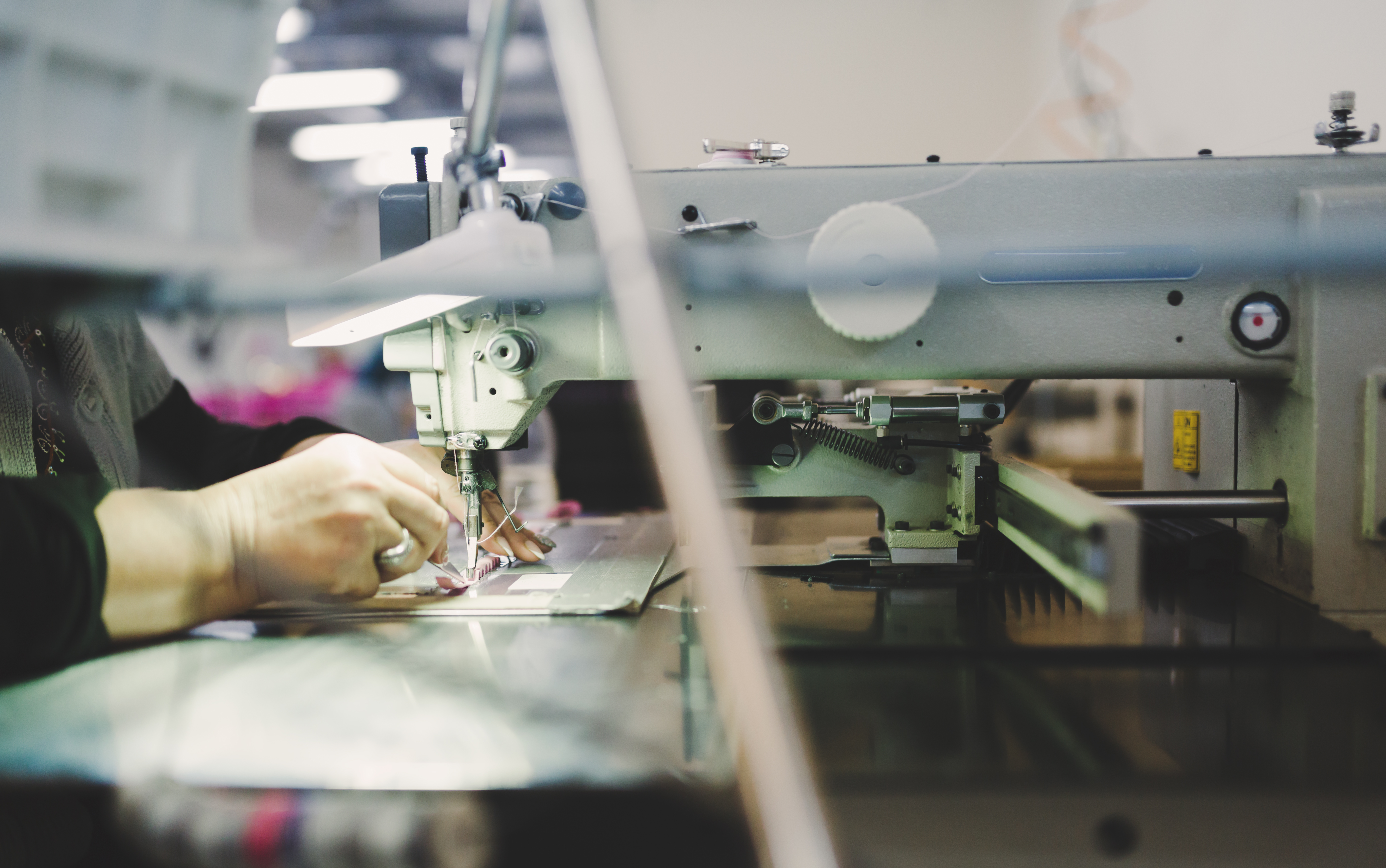 cut and sew factory
